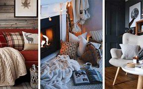 three comfortable rooms