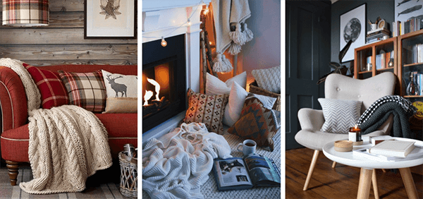 three cosy living room designs for winter