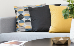 bright scatter cushions