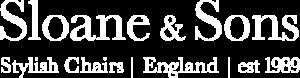 white sloane & sons logo