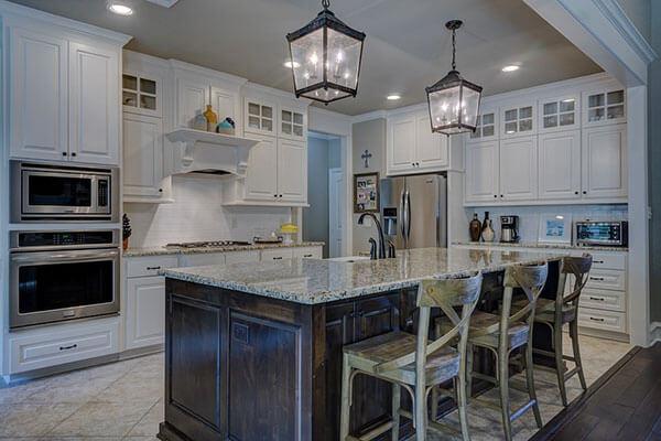 White Kitchen Style