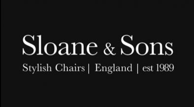 sloane & sons stylish chairs logo