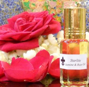 Scented Rose Oil