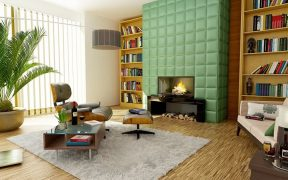 scandinavian design front room