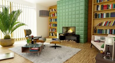 scandinavian design front room