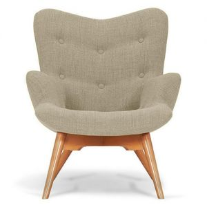 Beige Angel Chair