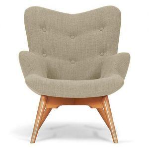 Beige Angel Chair