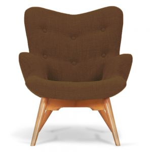 Brown Angel Chair