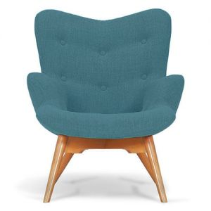 Ocean Blue Angel Chair