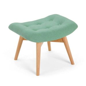 Duck Egg Angel Chair Footstool