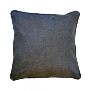 Plain Grey Scatter Cushion