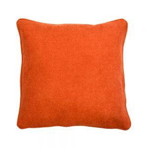 Plain Orange Scatter Cushion