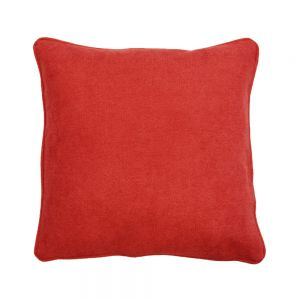 Plain Red Scatter Cushion