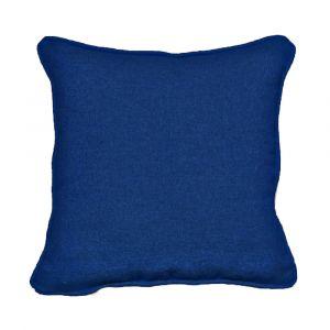 Shetland Blue Tweed Scatter Cushion