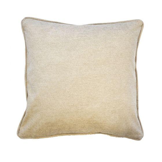 Plain Beige Scatter Cushion