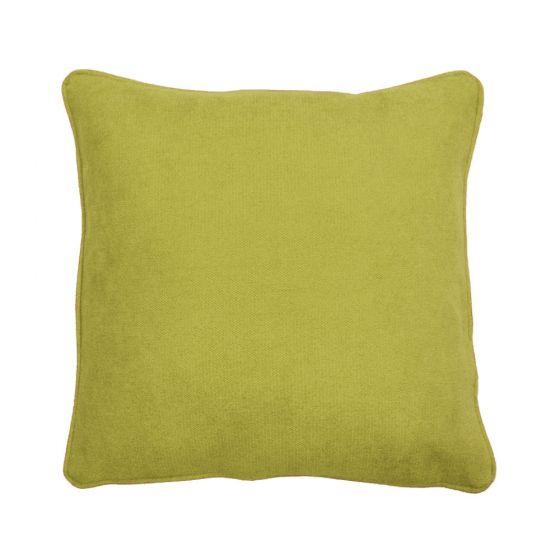 Plain Green Scatter Cushion