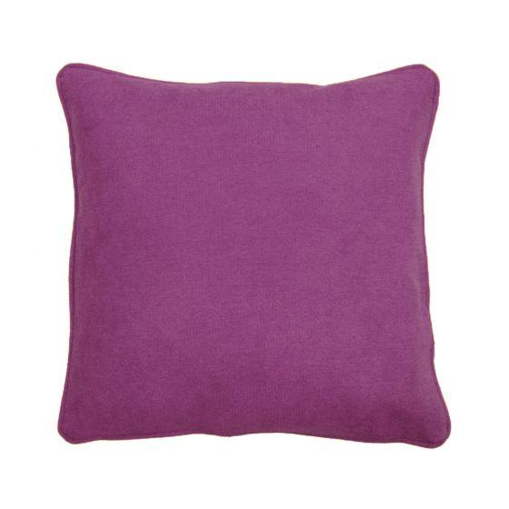 Plain Purple cushion