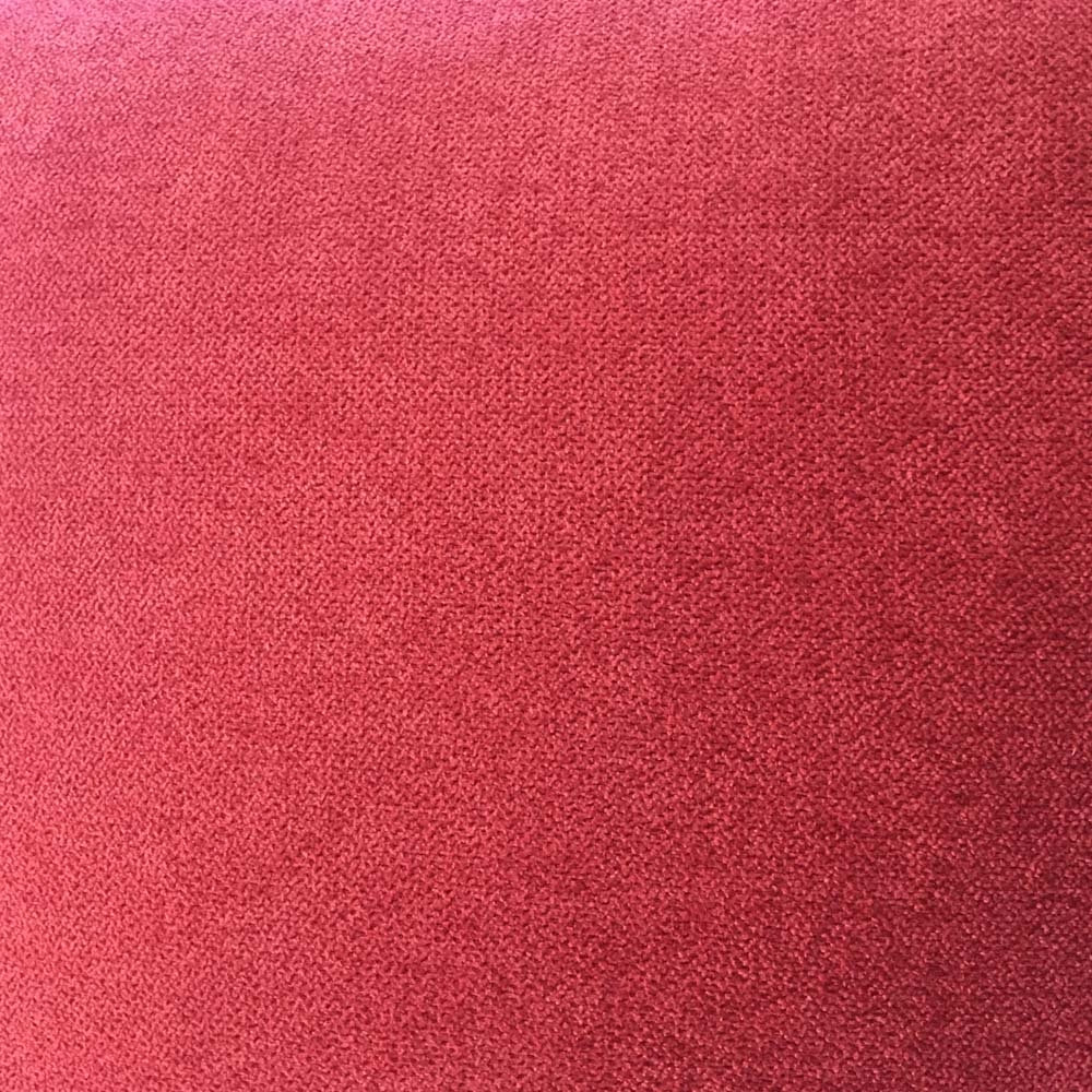 Red Plain Fabric